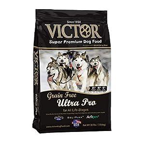 Victor Ultra Pro Grain Free Dry Dog Food, 30 Lb. Bag 114