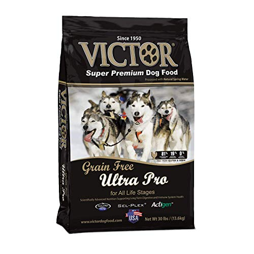 Victor Ultra Pro Grain Free Dry Dog Food, 30 Lb. Bag