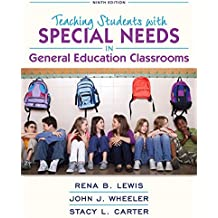 REVEL for Teaching Students with Special Needs in General Education Classrooms with Loose-Leaf Version (9th Edition...