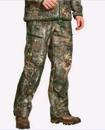 Under Armour Mens UA Rut Scent Control infrared Pants - Size 44 - Mossy Oak Break-Up Infinity