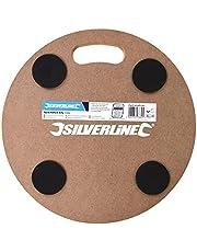 Silverline 739663 rolonderzetter, rond 250 kg
