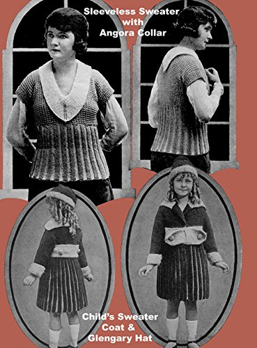 Winifred #11 c.1918 New Ways to Knit Garment Patterns for Soldiers /& Sailors