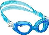 italian goggles - Cressi Rocks, blue