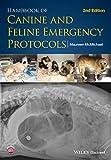 Handbook of Canine and Feline Emergency Protocols, Mcmichael, 1118559037