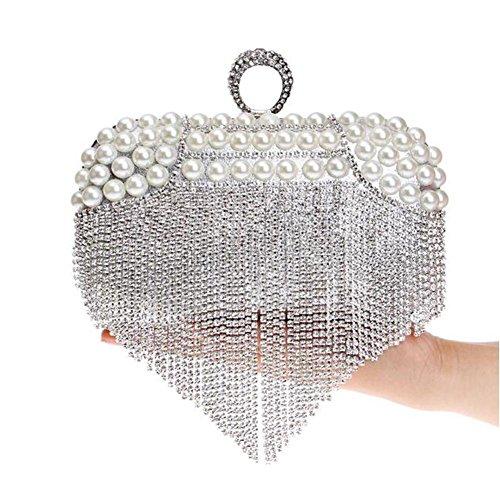... NAOMIIII Borlas De Las Mujeres Broche De Diamantes Del Partido Del Baile  De Fin De Curso