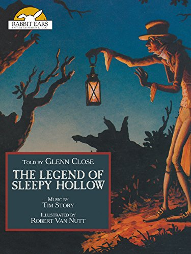 Willow Glen Halloween (The Legend of Sleepy Hollow, Told by Glenn Close with Music by Tim)