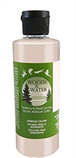 product image for Badger Air-Brush Co. 16-Ounce Woods and Water Airbrush Ready Water Based Acrylic Paint, Beige