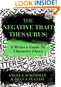 The Negative Trait Thesaurus