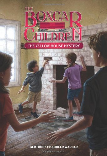 #3 The Yellow House Mystery