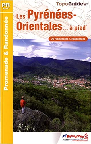 les pyrenees orientales a pied