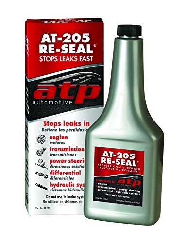 Transmission Oil Seal (ATP AT-205 Re-Seal Stops Leaks, 8 Ounce Bottle)