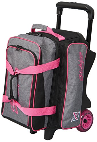 KR Strikeforce Bowling Krush Double Bowling Ball Roller Bag