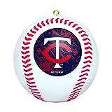 MLB Minnesota Twins Replica Baseball Ornament