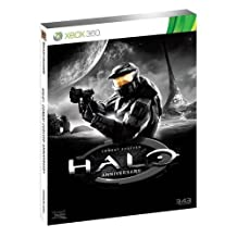 Halo: Combat Evolved Anniversary Signature Series: Written by Microsoft Microsoft, 2011 Edition, (Anv) Publisher: Brady Games [Paperback]