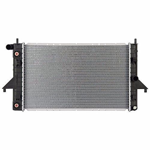 Klimoto Brand New Radiator For Saturn SC1 SC2 SL SL1 SL2 SW1 SW2 94-02 1.9 L4 Lifetime Waranty Saturn Sl1 Specifications