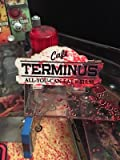 Terminus Cafe Sign MOD for Stern's The Walking Dead pinball machine