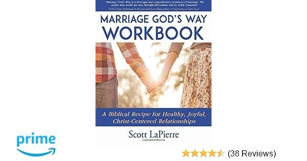 Amazon com: Marriage God's Way Workbook: A Biblical Recipe