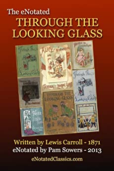 """lewis carrolls through the looking glass essay Analysis of jabberwocky by lewis carroll analysis of """"jabberwocky"""" by lewis carroll essay sample  through the looking – glass and what alice found there."""