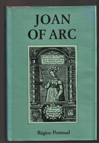 Joan of Arc by herself and her witnesses by Re????gine Pernoud (1988-08-02)