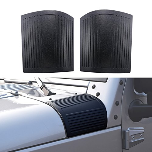 Body Armor Jeep Bumpers - 2