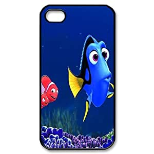 High Quality Phone Back Case Pattern Design 19Marlin,Nemo Design- For Iphone 4 4S case cover