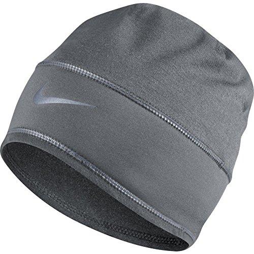 Nike Unisex Running Skully Training Beanie,Cool Grey,One Size