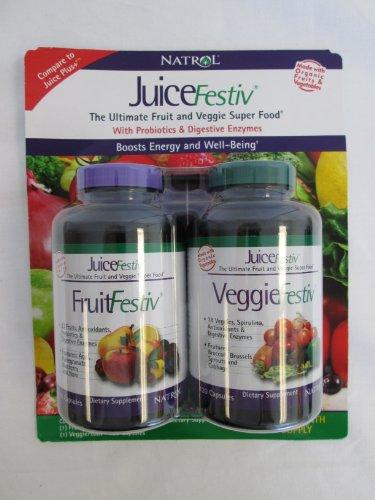 Natrol Ultimate Probiotics Digestive Enzymes