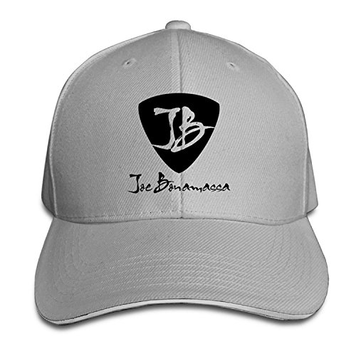 Joe Bonamassa Logo Baseball Hats Match Sandwich Cap Cap