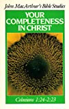 Your Completeness in Christ, John J. MacArthur, 0802451144