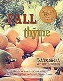 Fall Thyme, Reta Doubet and Tiffany Hinton, 1492179930