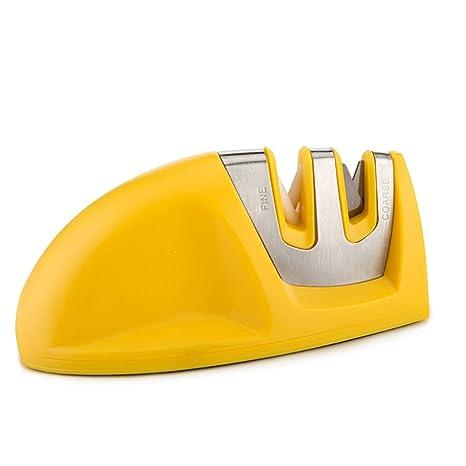 Afilador de cuchillos de cocina  la herramienta de afilado de cuchillas  2Stage ayuda a reparar f378cf5efb61