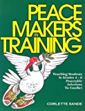 Peacemakers in Training, Corlette Sande, 1931636133