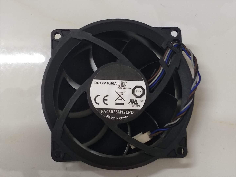 Amazon.com: for 12V 80mm FA08025M12LPD 0.50A 8025 4-Wire CPU Fan: Computers  & AccessoriesAmazon.com