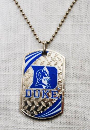 - Duke Blue Devils Official NCAA Sport Tagz Dog Tag Necklace