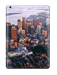 Christmas Gifts 1376665K91377838 Scratch-free Phone Case For Ipad Air- Retail Packaging - Boston City