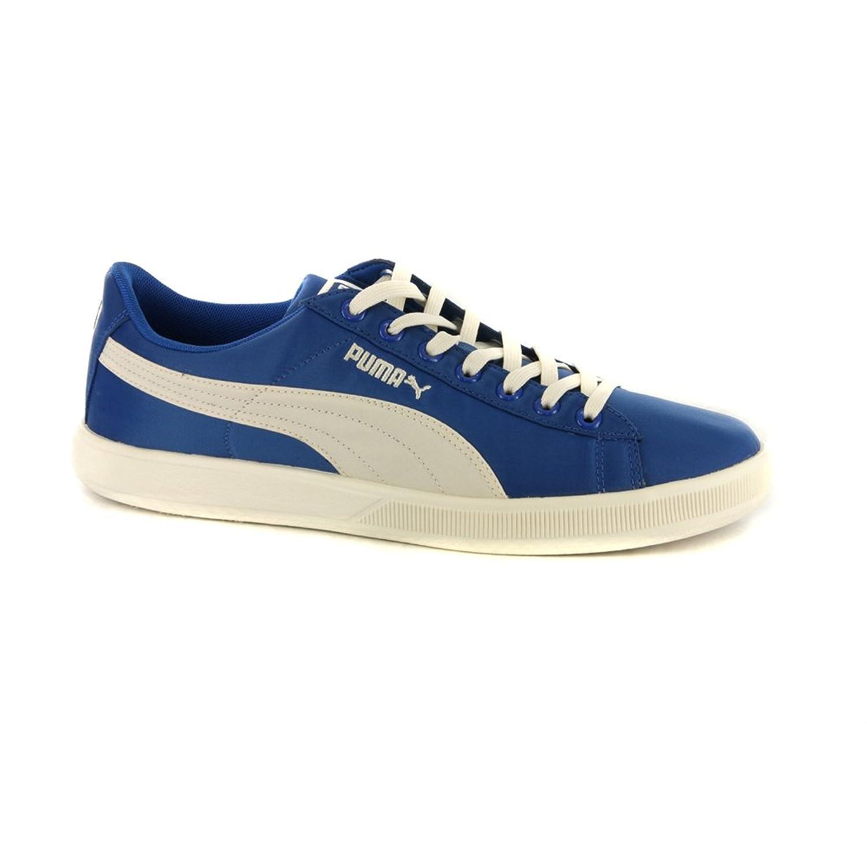 puma archive lite. Mens Puma Archive Lite Low Nylon Blue Retro Trainers UK 7: Amazon.co.uk: Shoes \u0026 Bags