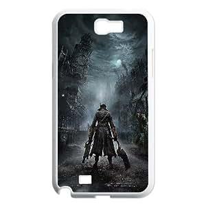 Bloodborne Samsung Galaxy N2 7100 Cell Phone Case White present pp001_9747321