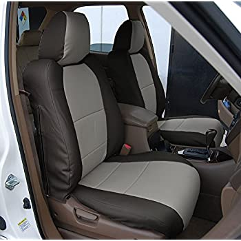 Amazon Com Acura Mdx 2001 2006 Grey Artificial Leather