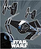 Star Wars Classic Death Star Throw Blanket