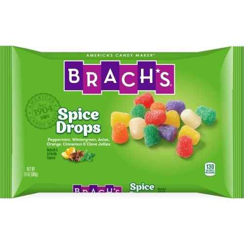 Brachs Spice Drops Candy, 24 Ounce - 12 per case. by Ferrara Candy Company