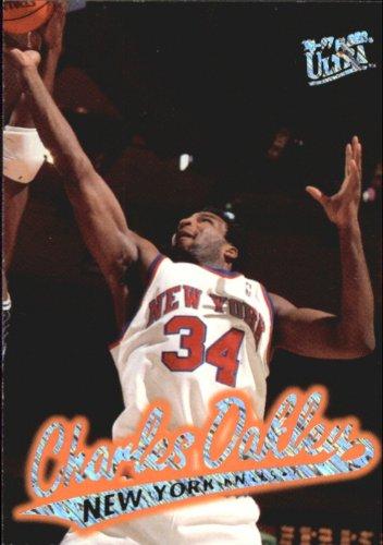 1996 Fleer Ultra Basketball Card (1996-97) #74 Charles Oakley Mint