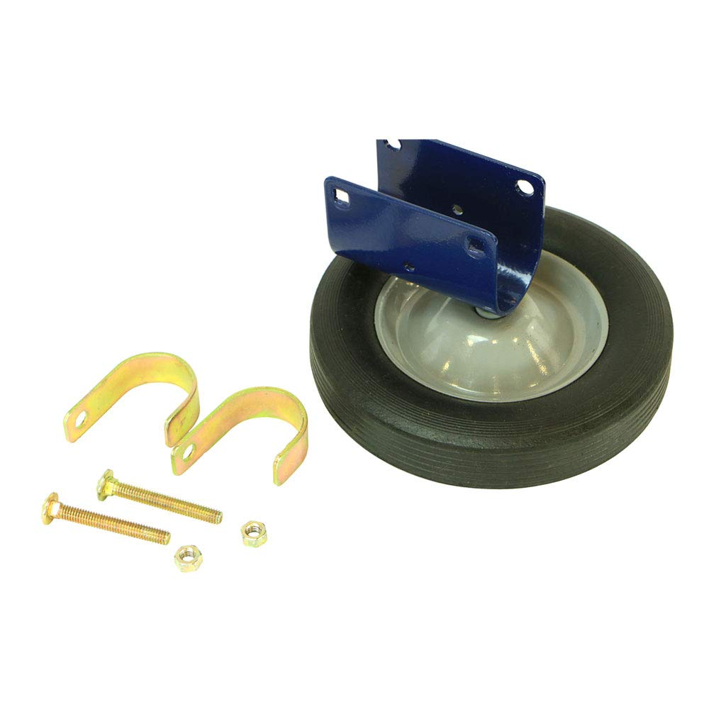 RanchEx 102555 Gate Wheel for Tube Gates for Easy Gate Opening - 1-5/8'' to 2'' Outside Diameter by RanchEx