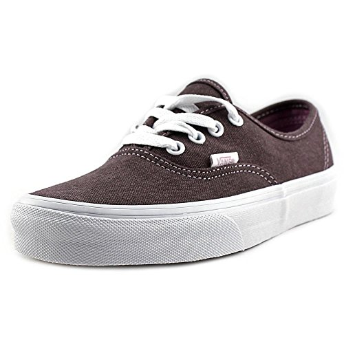 True White Authentic 2 tone Brown Washed Vans wxRYqdFXdg
