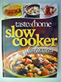 Taste of Home Slow Cooker Classics, Janet Briggs, 0898216575