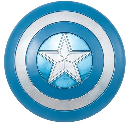Marvel Captain America: The Winter Soldier, Captain America Stealth Shield Costume Accessory (Kids Captain America Costume With Shield)