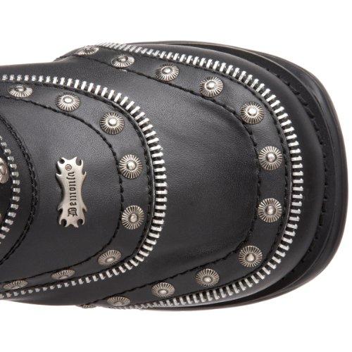 Demonia Plateau Boots BOXER-203 41 EU