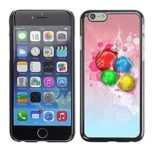 YOYO Slim PC / Aluminium Case Cover Armor Shell Portection //Christmas Holiday Decorations 1246 //Apple Iphone 6 Plus 5.5