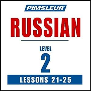Russian Level 2 Lessons 21-25 Speech