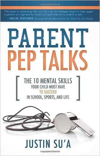 Parent Pep Talks