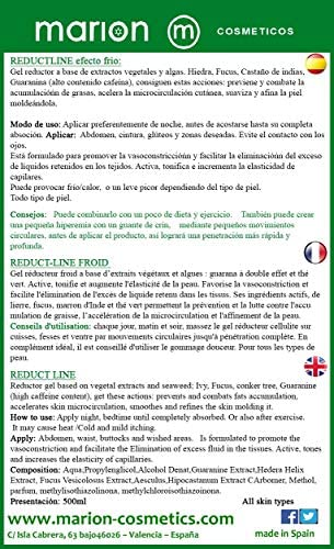 Anticelulítico Reductores DUO Noche & Dia xxl - REDUCTLINE ...